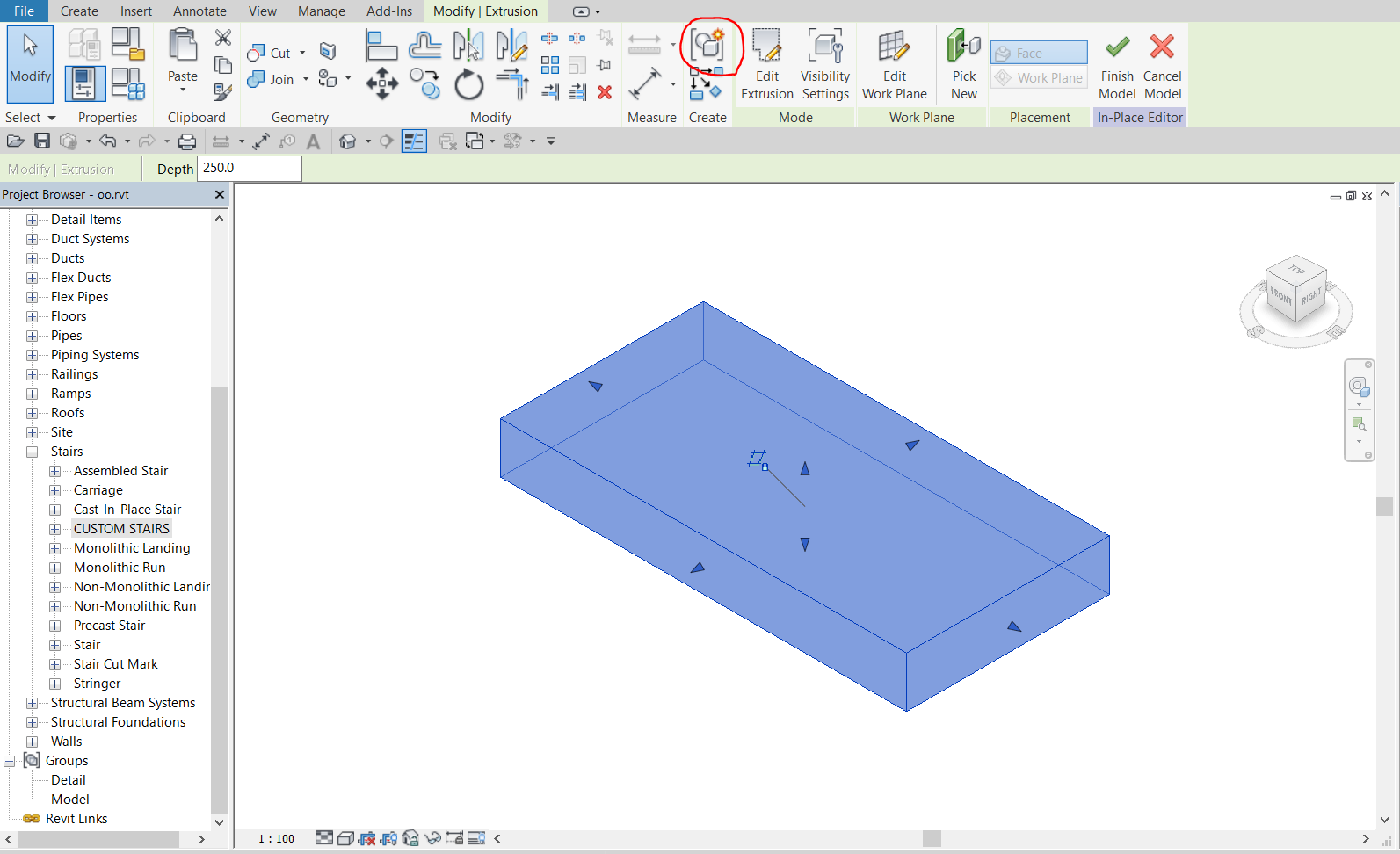 Revit Piping Systems